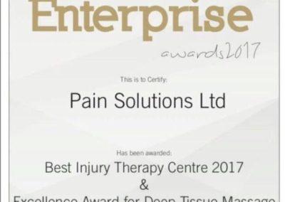 warrington pain clinic